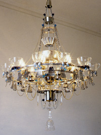 British Council chandelier