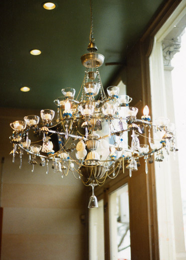 Chandeliers by Madeleine Boulesteix
